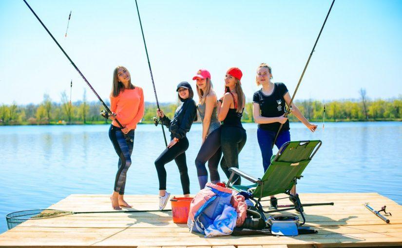 История Girls Fishing Fest