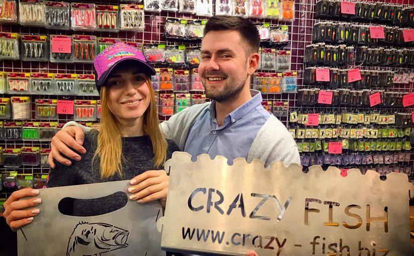 Crazy Fish в Супермаркете РЫБАЛКА!
