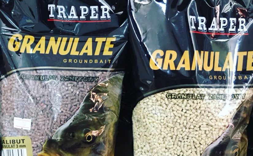 Пеллетс Traper Granulate