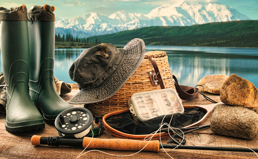 Одежда для рыбалки весной