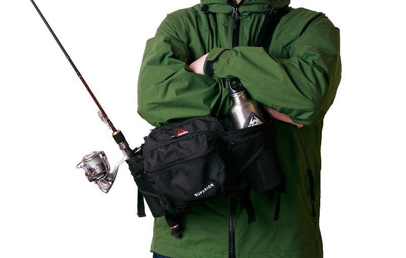 Разгрузочные жилеты и поясные сумки для рыбалки