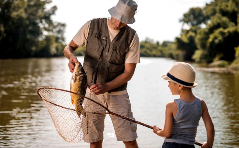 Одежда для рыбалки в жару